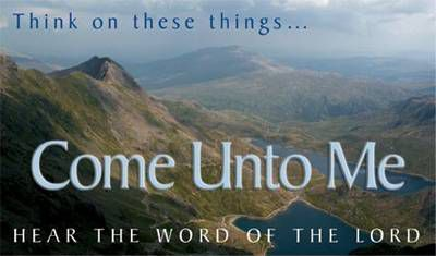 Pack of Tracts - Come Unto Me (50 Tracts)