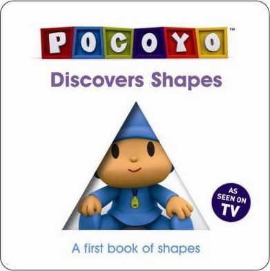 Pocoyo Discovers Shapes
