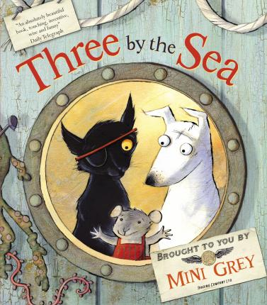 Three By the Sea Cover Image