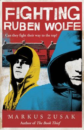 Fighting Ruben Wolfe Cover Image