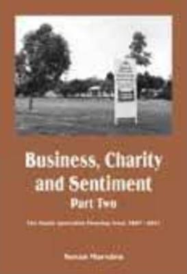 Business, Charity and Sentiment Part Two