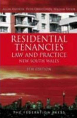 Residential Tenancies Law and Practice