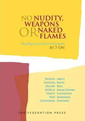 No Nudity, Weapons or Naked Flames Cover Image