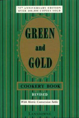 Green and Gold Cookbook