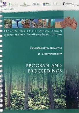 Parks and Protected Areas Forum