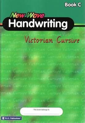 New Wave Handwriting Book 3 [RIC-1177]