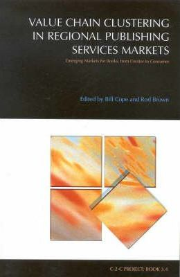 Value Chain Clustering in Regional Publishing Services Markets