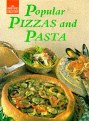 Popular Pizzas and Pasta