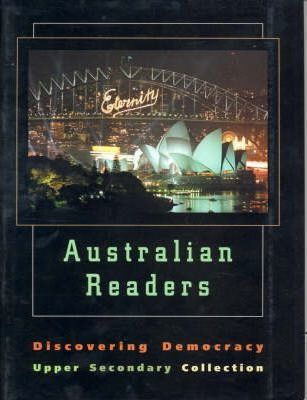 Discovering Democracy Australian Readers as Per Secondary Level