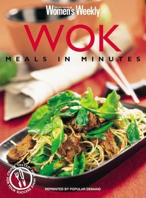 Wok Meals In Minutes