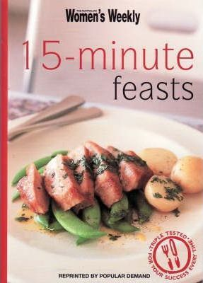 15 Minute Feasts