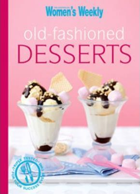 Old-fashioned Desserts