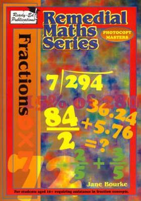 Remedial Maths: Fractions