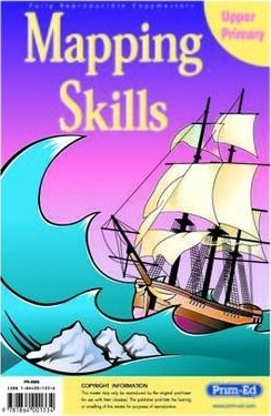 Mapping Skills: 10 to 12 Years