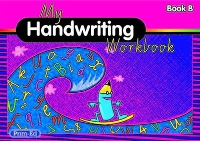 My Handwriting Workbook Book B