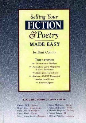Selling Your Fiction and Poetry - Made Easy: Text