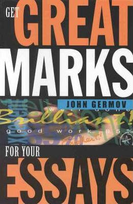 get great marks for your essays 2nd edition Get great marks for your essays, reports, and presentations he is the editor of second opinion and the coeditor of a sociology of food and nutrition.