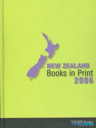 New Zealand Books in Print 2006