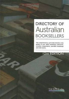 Directory of Australian Booksellers 12th Edition 2009