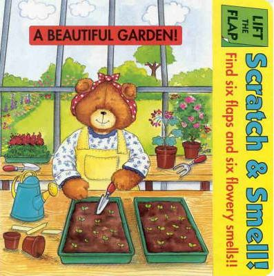 Scratch & Smell: a Beautiful Garden
