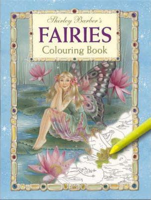 Shirley Barber's Fairies Colouring Book