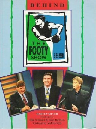 The Footy Show Book