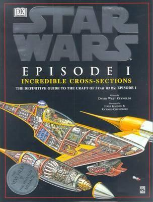 Star Wars: Episode One - Incredible Cross Sections