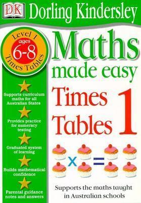 Maths Made Easy Times Tables (