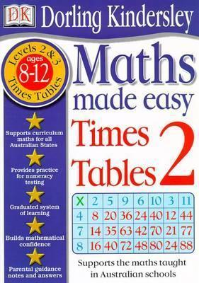 Maths Made Easy Times Tables 2
