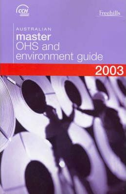 2003 Australian Master Ohs and Environment Guide