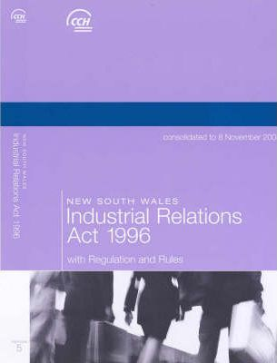 New South Wales Industrial Relations Act 1996