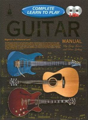 Complete Learn to Play Guitar Cover Image