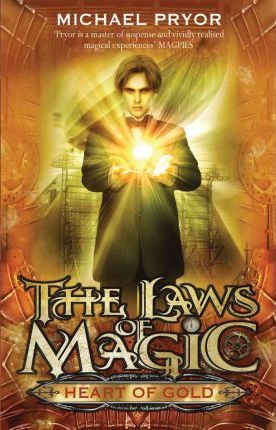 Laws Of Magic 2: Heart Of Gold Cover Image