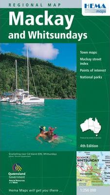 Mackay District and the Whitsundays