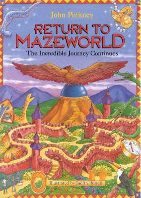 Return to Mazeworld: the Incredible Journey Continues