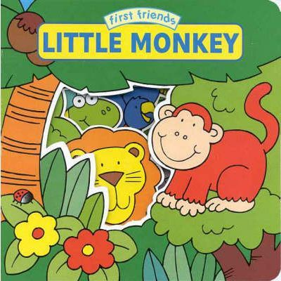First Friends: Little Monkey