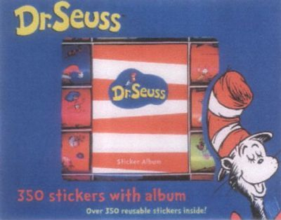 Dr Seuss Sticker Album