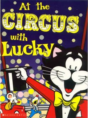 At the Circus with Lucky