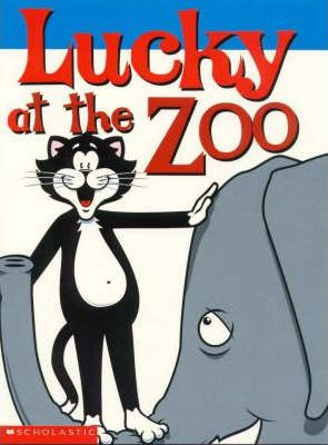Lucky at the Zoo