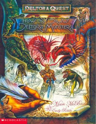 How to Draw Deltora Monsters