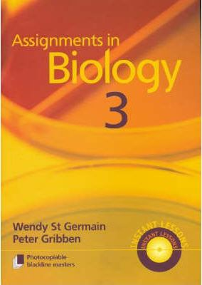 Assignments in Biology