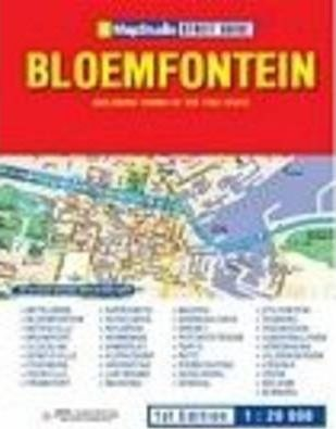 Street Guide Bloemfontein Including Towns of the Free State