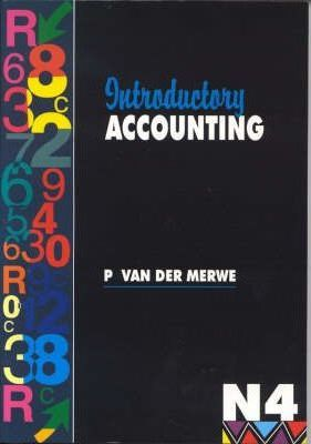 Introductory Accounting N4
