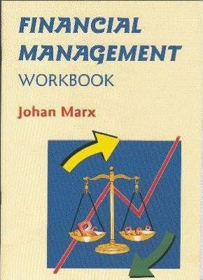 Financial m/Ment Workbook