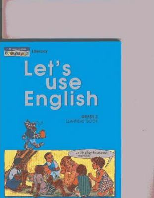 Let's Use English: Gr 3: Learner's Book