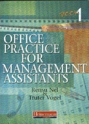Office practice for management assistants: Book 1