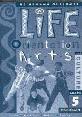 Life Orientation Arts and Culture: Poster