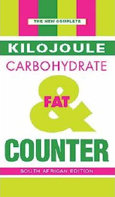 Kilojoule, Carbohydrate and Fat Counter