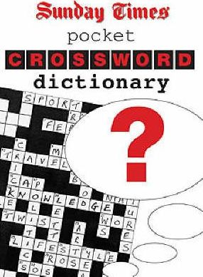 Sunday Times Pocket Crossword Dictionary