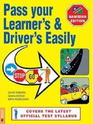 pass your learner s and driver s easily namibia gavin hoole rh bookdepository com Sample Drivers License Texas Driver License Learner Permit